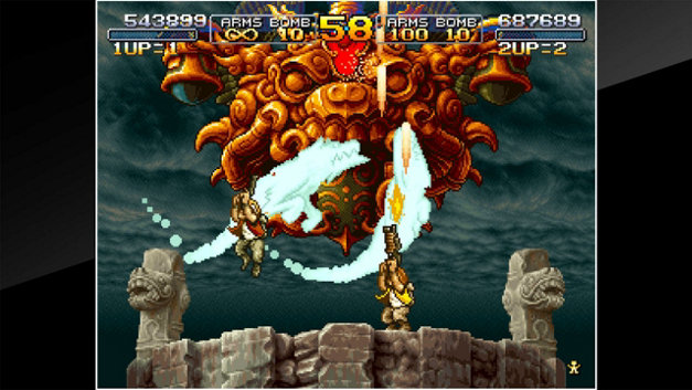 ACA NEOGEO METAL SLUG 3 Screenshot 7