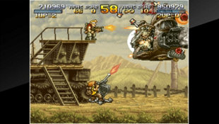 ACA NEOGEO METAL SLUG 3 Screenshot 8