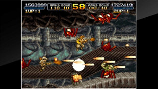 ACA NEOGEO METAL SLUG 3 Screenshot 9