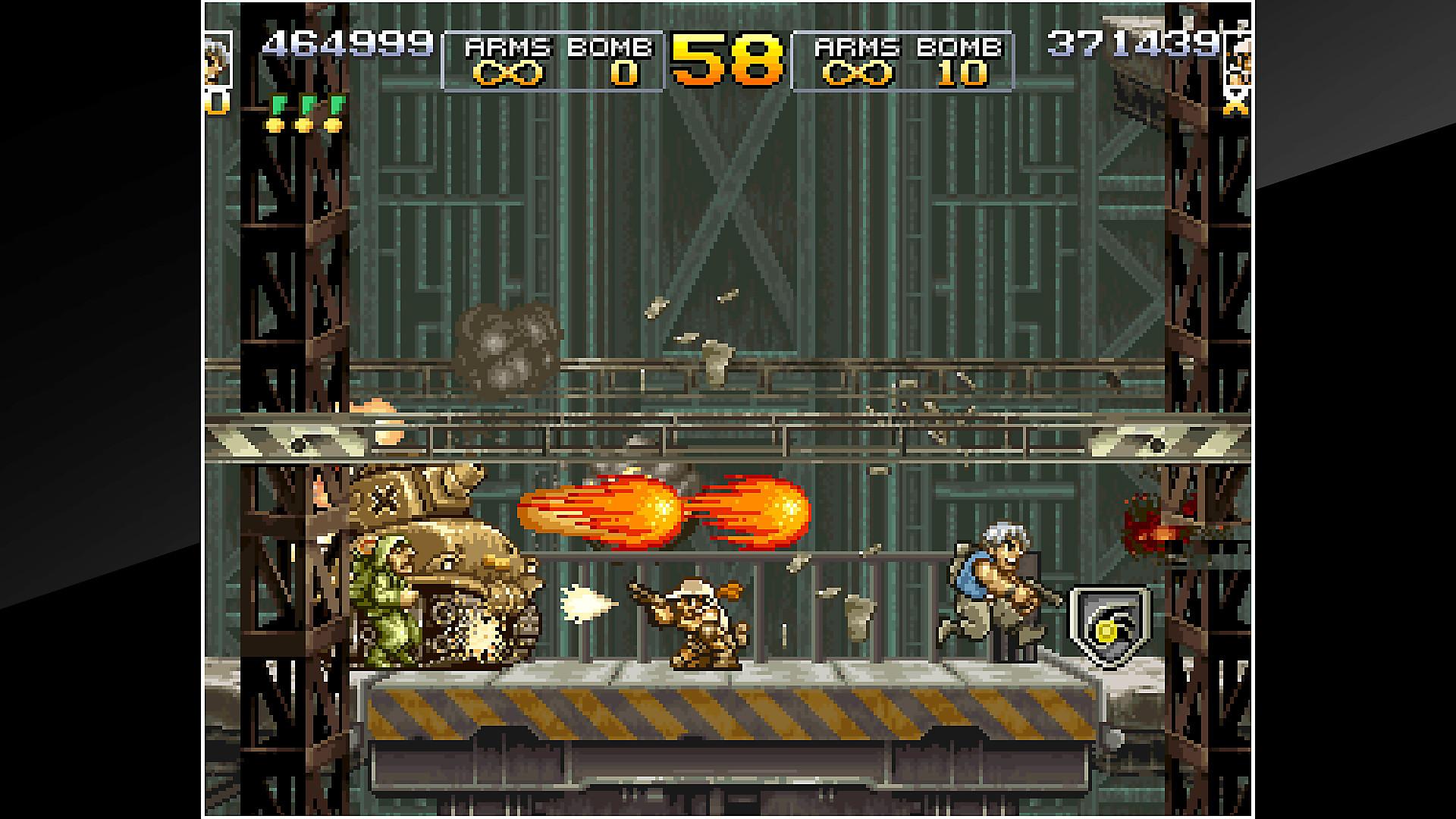 metal slug 4 game free download for pc