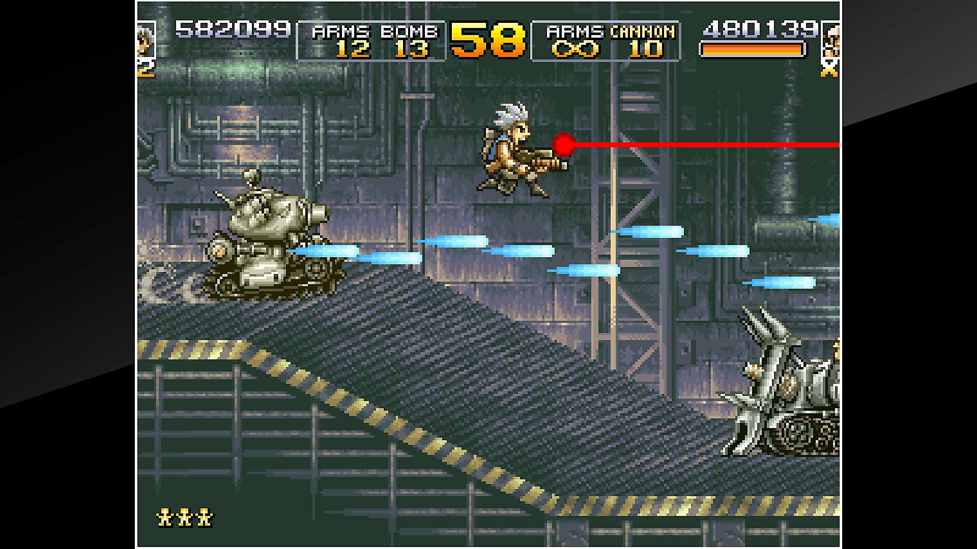 ACA NEOGEO METAL SLUG 4 Game | PS4 - PlayStation
