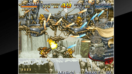 ACA NEOGEO METAL SLUG Trailer Screenshot