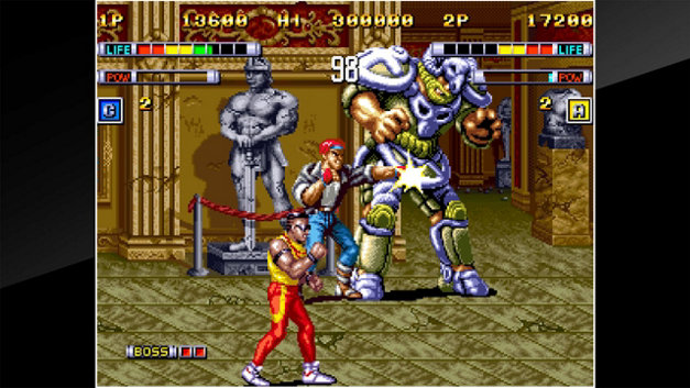 ACA NEOGEO MUTATION NATION Screenshot 7