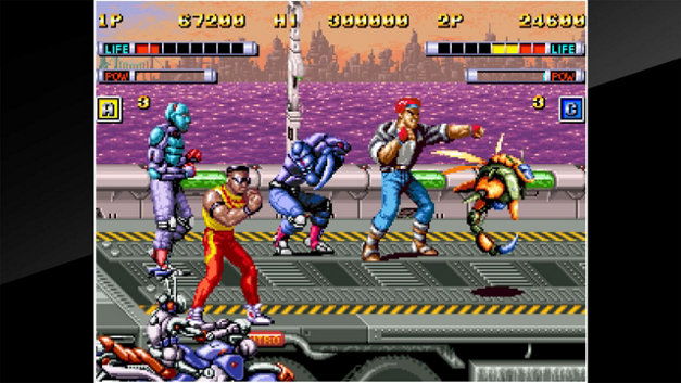 ACA NEOGEO MUTATION NATION Screenshot 10