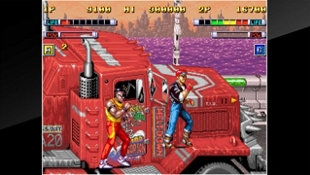 ACA NEOGEO MUTATION NATION Screenshot 3