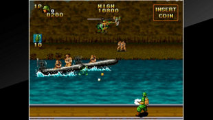 ACA NEOGEO NAM-1975 Screenshot 2
