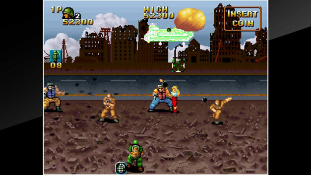 ACA NEOGEO NAM-1975 Screenshot 7