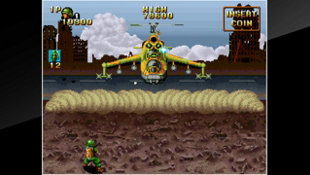 ACA NEOGEO NAM-1975 Screenshot 6