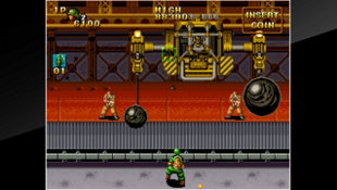 ACA NEOGEO NAM-1975 Screenshot 8