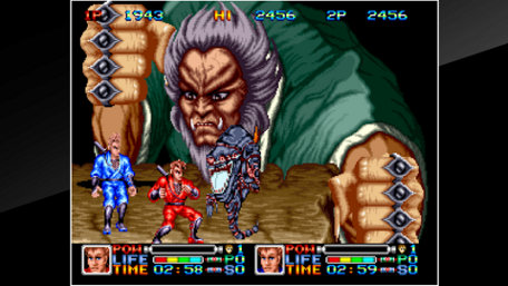 ACA NEOGEO NINJA COMBAT Trailer Screenshot