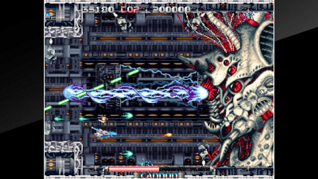 ACA NEOGEO PULSTAR Screenshot 10