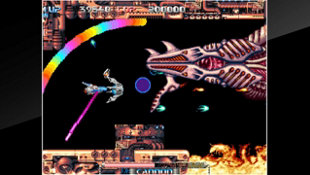 ACA NEOGEO PULSTAR Screenshot 2