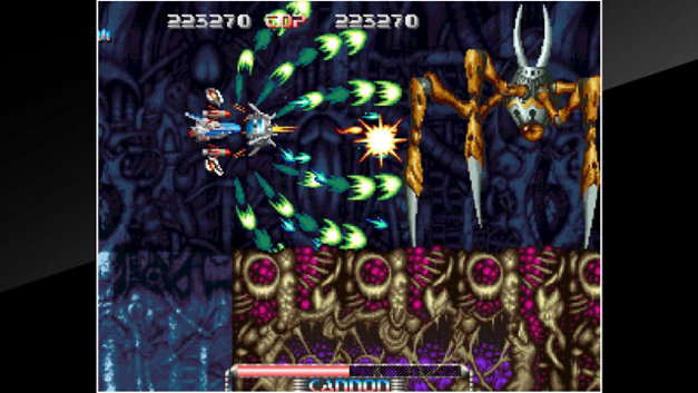 ACA NEOGEO PULSTAR Screenshot 7