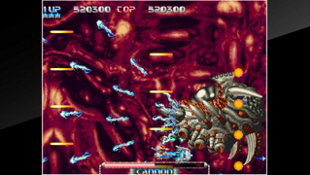 ACA NEOGEO PULSTAR Screenshot 9