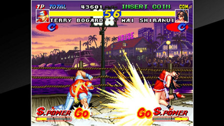 ACA NEOGEO REAL BOUT FATAL FURY Trailer Screenshot