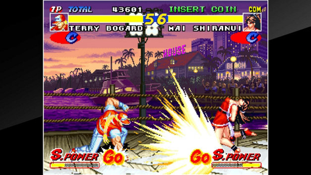 ACA NEOGEO REAL BOUT FATAL FURY Screenshot 10