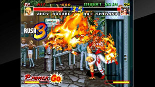 ACA NEOGEO REAL BOUT FATAL FURY Screenshot 9