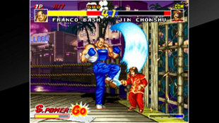 ACA NEOGEO REAL BOUT FATAL FURY Screenshot 5