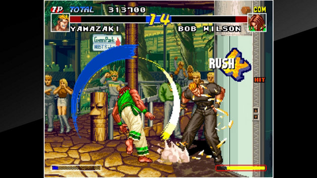 ACA NEOGEO REAL BOUT FATAL FURY Screenshot 7