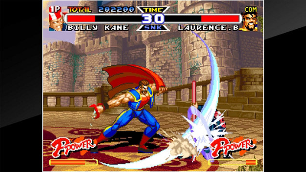 ACA NEOGEO REAL BOUT FATAL FURY SPECIAL Screenshot 10