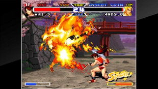 ACA NEOGEO REAL BOUT FATAL FURY SPECIAL Screenshot 5