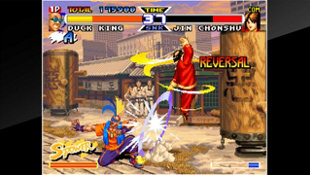 ACA NEOGEO REAL BOUT FATAL FURY SPECIAL Screenshot 6
