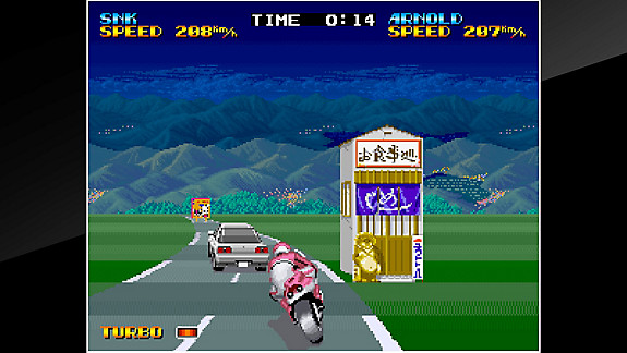 ACA NEOGEO RIDING HERO - Screenshot INDEX