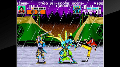 ACA NEOGEO Sengoku Trailer Screenshot