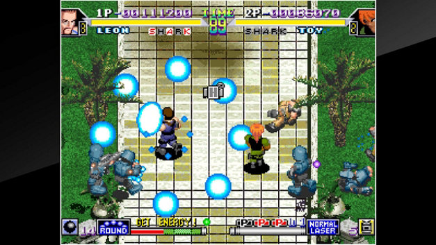ACA NEOGEO SHOCK TROOPERS 2nd Squad Screenshot 1