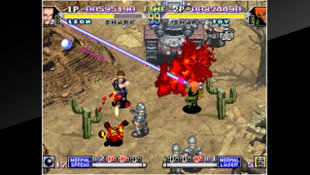 ACA NEOGEO SHOCK TROOPERS 2nd Squad Screenshot 2