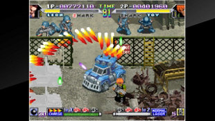 ACA NEOGEO SHOCK TROOPERS 2nd Squad Screenshot 3