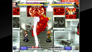 ACA NEOGEO SHOCK TROOPERS 2nd Squad Screenshot 5