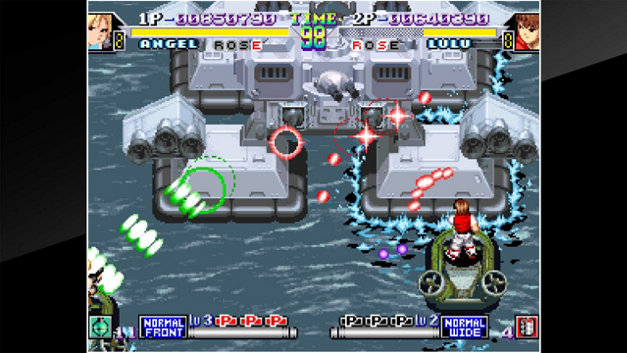 ACA NEOGEO SHOCK TROOPERS 2nd Squad Screenshot 7