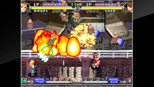 ACA NEOGEO SHOCK TROOPERS 2nd Squad Screenshot 8