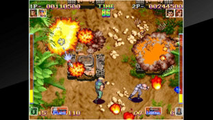 ACA NEOGEO SHOCK TROOPERS Screenshot 3