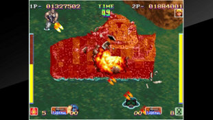 ACA NEOGEO SHOCK TROOPERS Screenshot 8