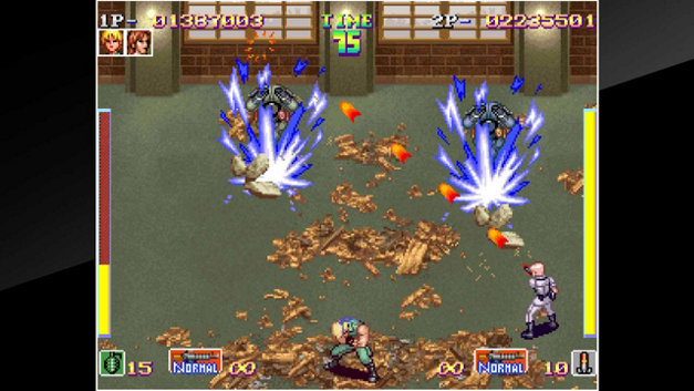 ACA NEOGEO SHOCK TROOPERS Screenshot 7