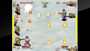 ACA NEOGEO SHOCK TROOPERS Screenshot 6