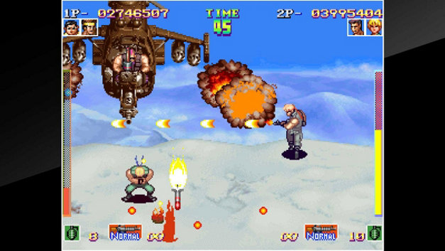 ACA NEOGEO SHOCK TROOPERS Screenshot 4