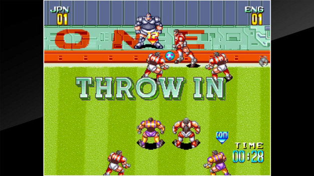 ACA NEOGEO SOCCER BRAWL Screenshot 7