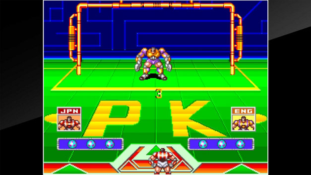ACA NEOGEO SOCCER BRAWL Screenshot 10