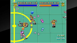 ACA NEOGEO SOCCER BRAWL Screenshot 6