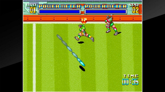 ACA NEOGEO SOCCER BRAWL Screenshot 4