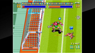 ACA NEOGEO SOCCER BRAWL Screenshot 2