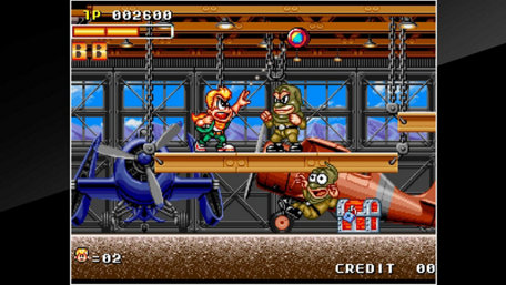 ACA NEOGEO SPIN MASTER Trailer Screenshot