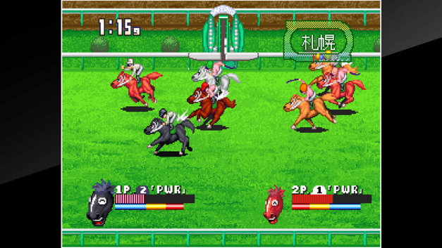 ACA NEOGEO STAKES WINNER Screenshot 1