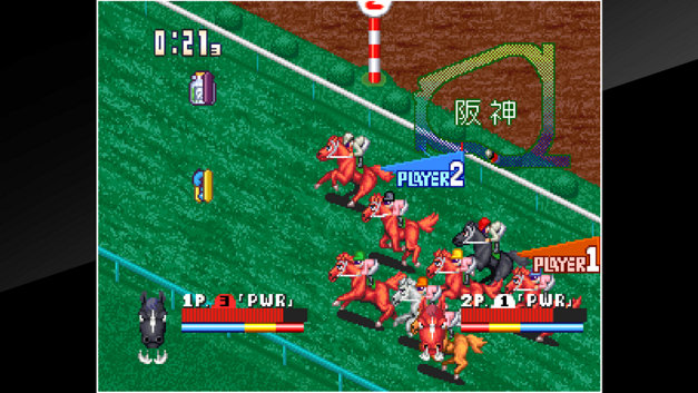 ACA NEOGEO STAKES WINNER Screenshot 4