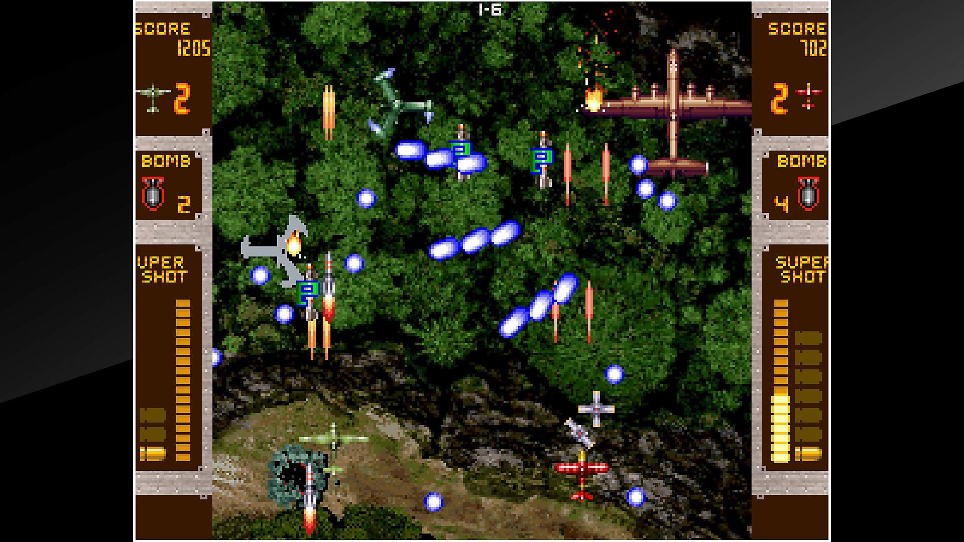 ACA NEOGEO STRIKERS 1945 PLUS Game | PS4 - PlayStation