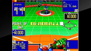 ACA NEOGEO SUPER BASEBALL 2020 Screenshot 8