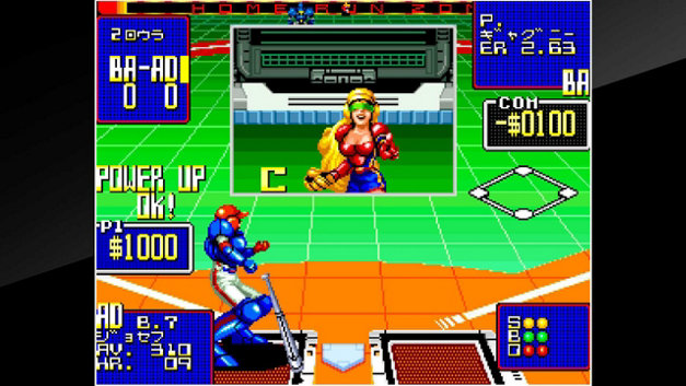 ACA NEOGEO SUPER BASEBALL 2020 Screenshot 10